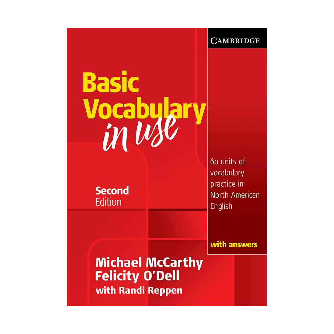 کتاب Basic Vocabulary in Use Second Edition