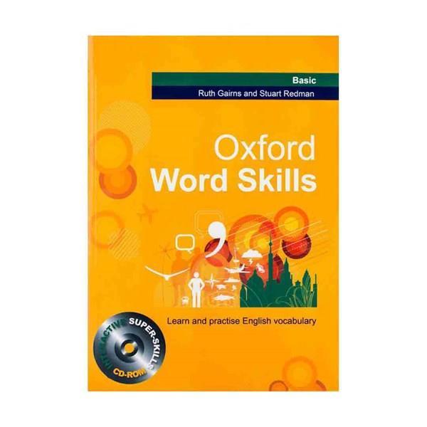 کتاب Oxford Word Skills Basic