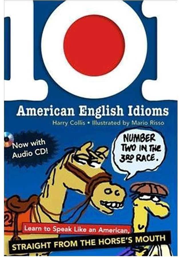 کتاب 101American English Idioms