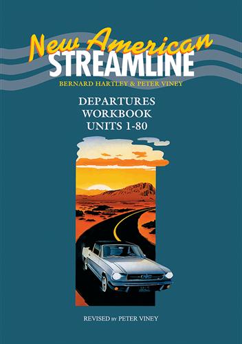 کتاب New American Streamline Departures (SB+WB+CD)