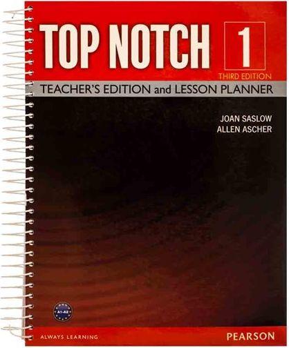 کتاب Top Notch 3 (3rd) Teachers +DVD