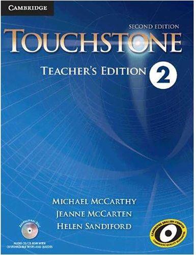 کتاب Touchstone 2 Teachers book 2nd edition