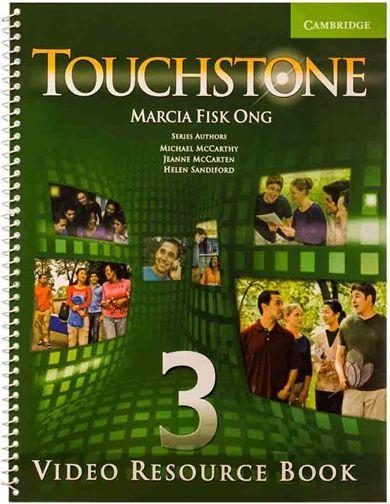 کتاب Touchstone 3 Video Resource Book
