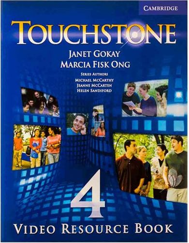 کتاب Touchstone 4 Video Resource Book