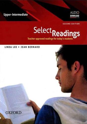 کتاب راهنمای کامل select reading Upper-Intermadiate