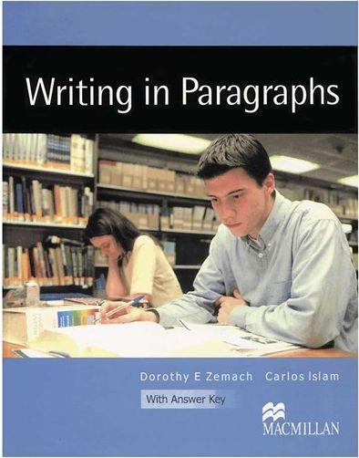 کتاب Writing in Paraghraphs