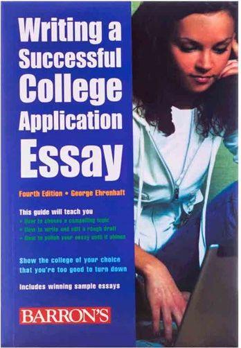 کتاب Writing a Successful College Application Essay 4th Edition