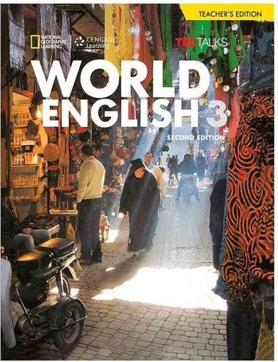 کتاب World English 2nd 3 Teachers Book