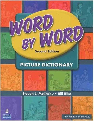 کتاب Word By Word Picture Dictionary 2nd Edition