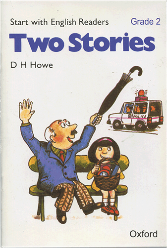 کتاب Two Stories