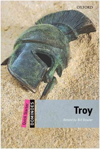 کتاب Troy