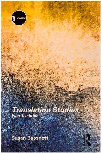 کتاب Translation Studies 4th Edition