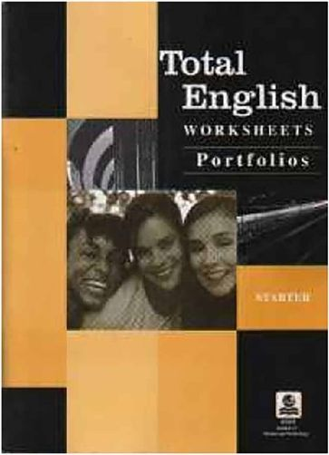 کتاب Total English Starter Work sheets