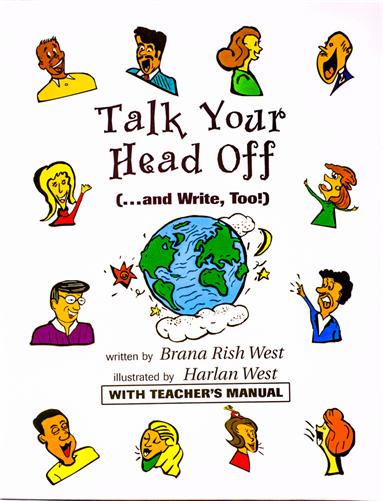 کتاب Talk Your Head off