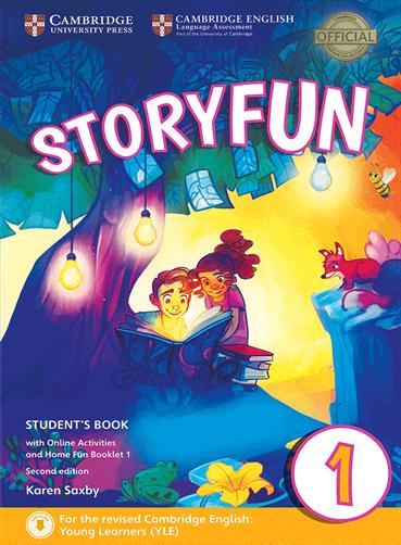 کتاب Storyfun for 1 Students Book