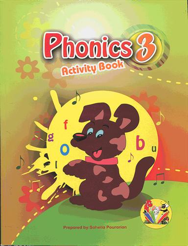 کتاب Phonics 3 Activity Book