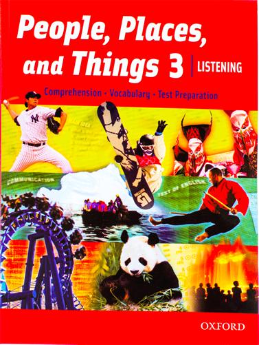 کتاب People Places and Things 3