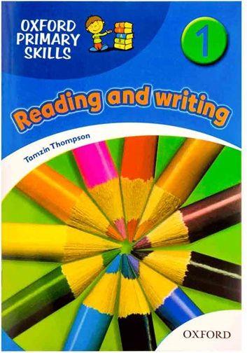 کتاب Oxford Primary Skills 1 reading and writing