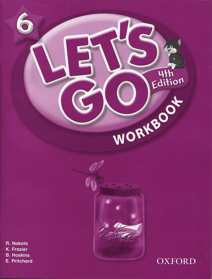 کتاب Lets Go 6 Work Book 4th Ed