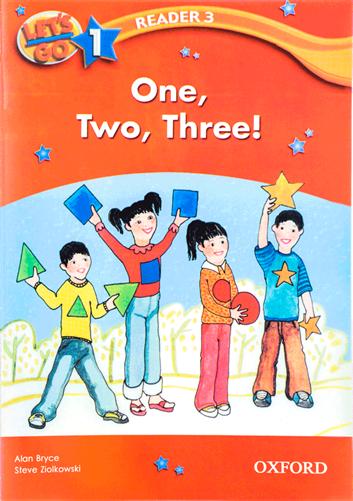 کتاب Lets Go 1 Readers One Two Three
