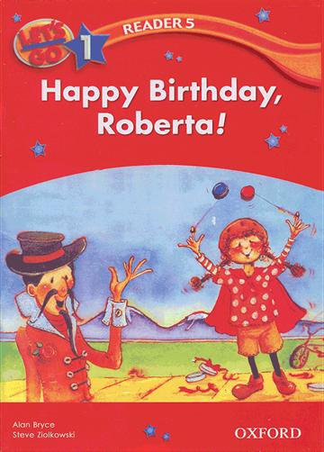 کتاب Lets Go 1 Readers Happy Birthday Roberta