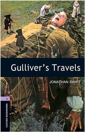 کتاب Gullivers Travels