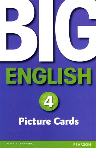 کتاب Flash Cards Big English 4