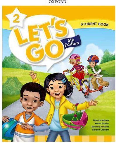 کتاب Lets Go 5th 2 SB-WB-DVD-Digest Size