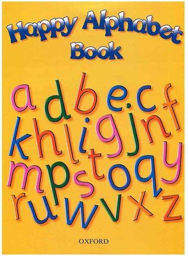 کتاب Happy Alphabet Book