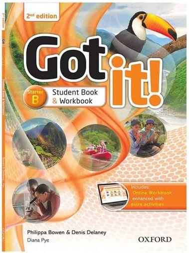 کتاب Got It-2nd- Starter B-DVD