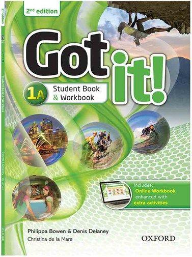 کتاب Got It 1A-2nd-DVD