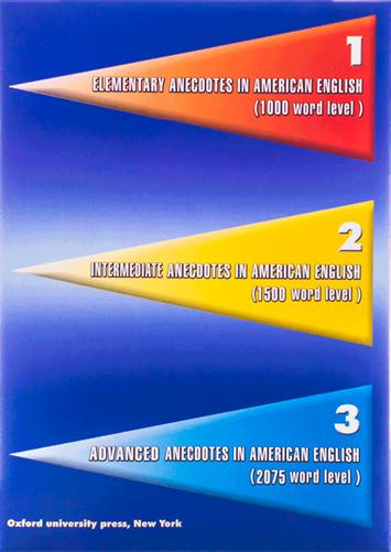 کتاب ANECDOTES+CD