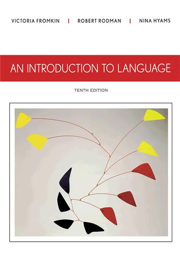 کتاب An Introduction to Language tenth Edition