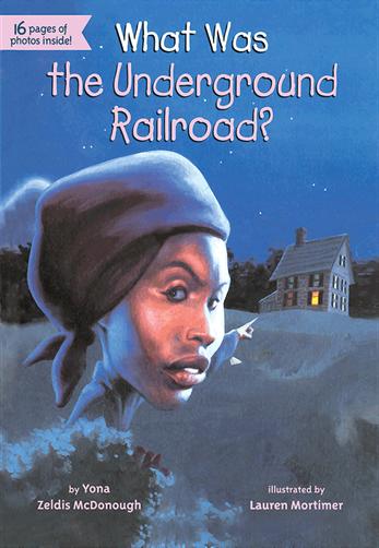 کتاب ? What Was the Underground Railroad