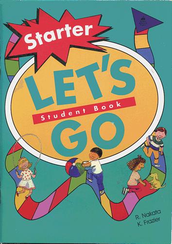 کتاب Lets Go Starter Student Book