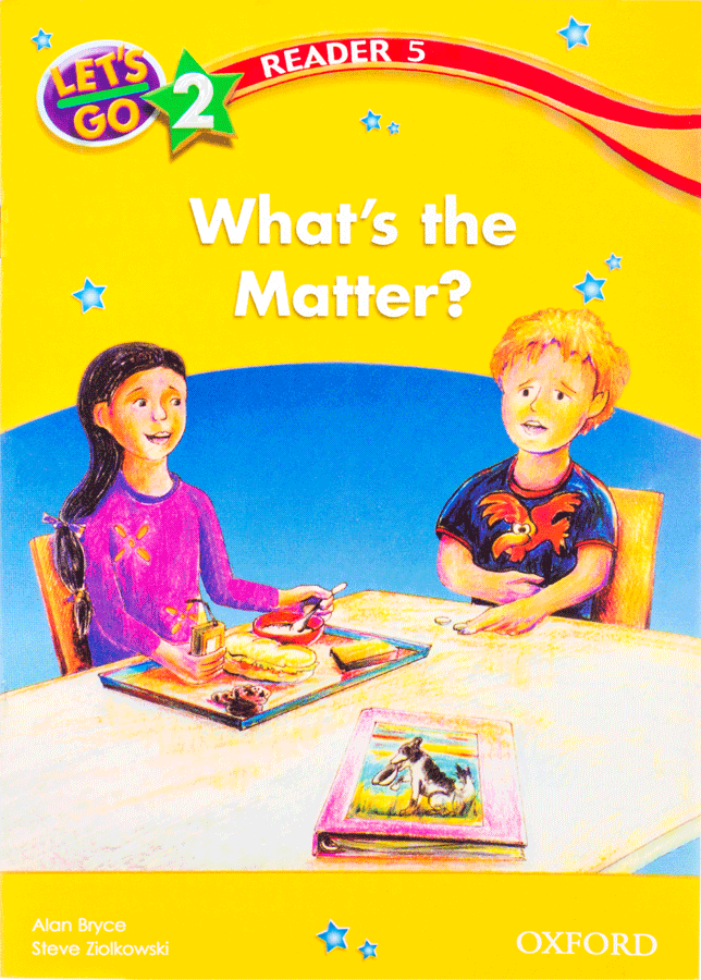 کتاب Lets Go 2 Readers Whats the Matter