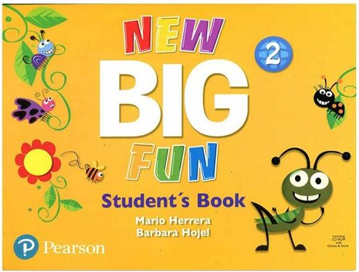 کتاب New Big Fun 2 SB+WB +CD+DVD - Glossy Papers